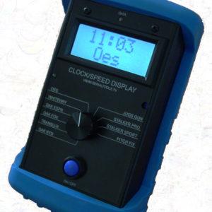 Hand Held Data Meter
